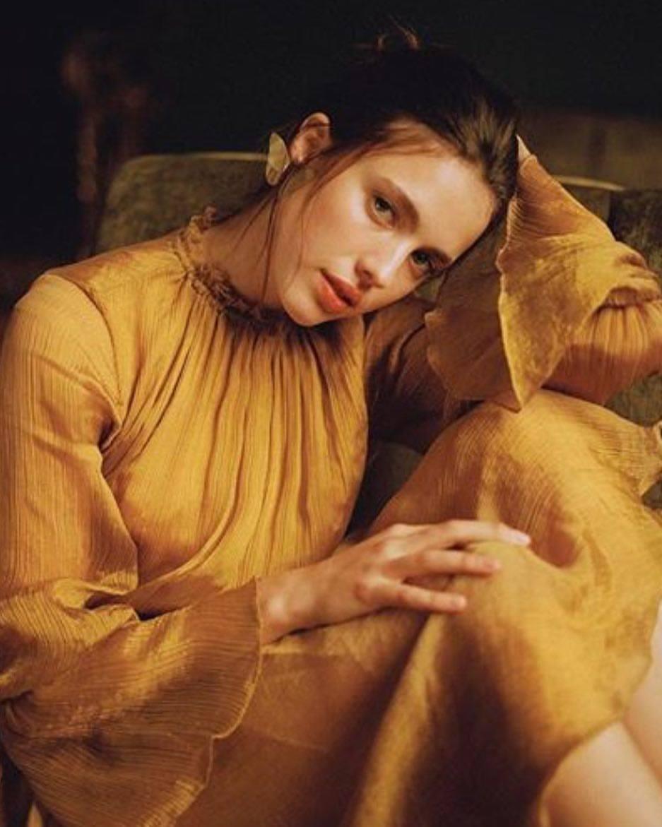 nữ diễn viên Margaret Qualley