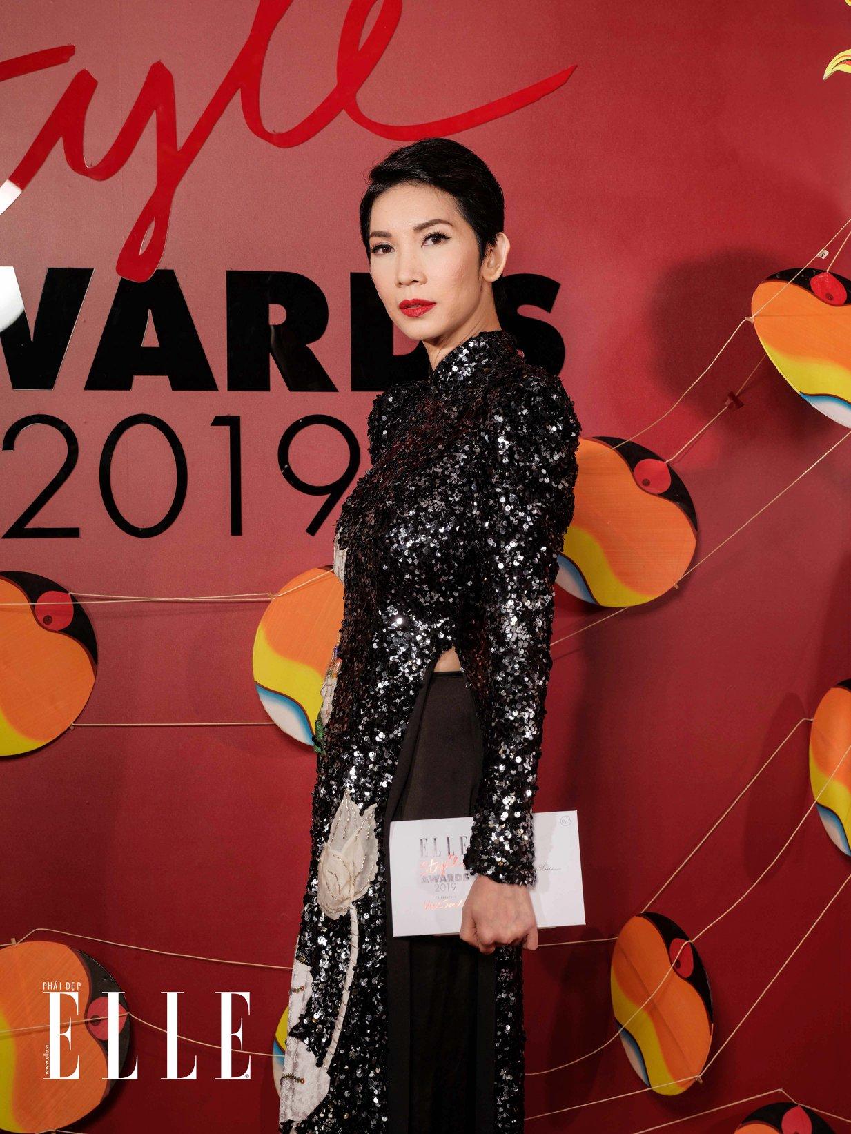 ESAs 2019 ELLE Man Xuân Lan