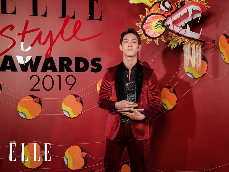 Song Luân ELLE Style Awards 2019