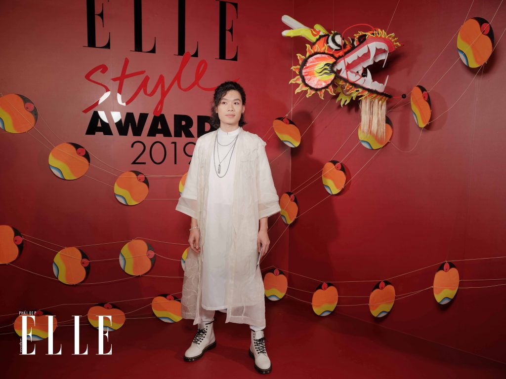 ESAs 2019 ELLE Man Quang Trung