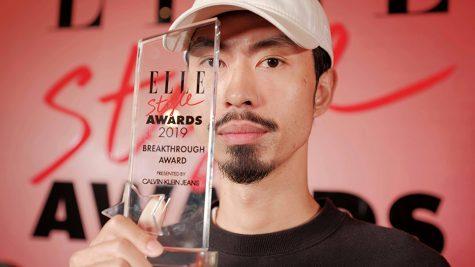"""Đen Vâu chính là """"Hình ảnh đột phá của năm"""" tại ELLE Style Awards 2019"""