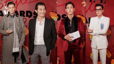 Ngắm nhìn dàn quý ông lịch lãm tại thảm đỏ ELLE Style Awards 2019