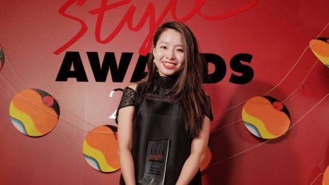 Phương My được vinh danh Nhà thiết kế thời trang của năm tại ELLE Style Awards 2019