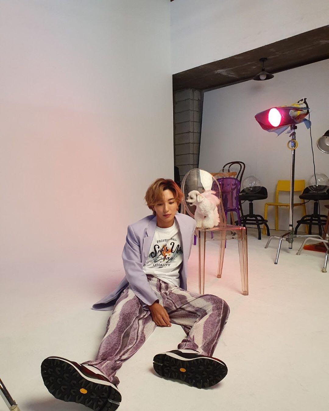 Leeteuk Super Junior - sao nam mặc đẹp tuần 4_8
