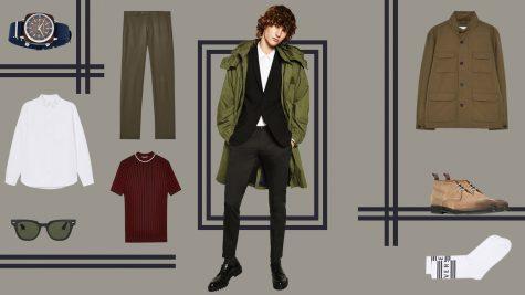 """ELLE Man Style Calendar: """"Đỏm dáng"""" cùng phong cách thời trang Mod"""