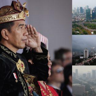 Tổng thống Indonesia chính thức tuyên bố kế hoạch di dời thủ đô