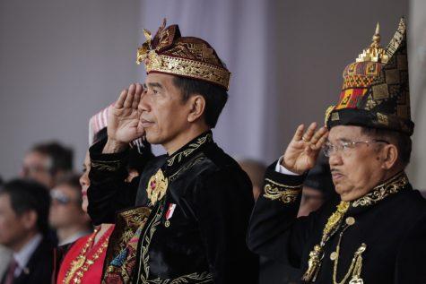 Đương kim Tổng thống Indonesia, Joko Widodo. Ảnh: EPA