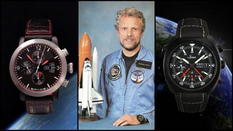 10 mẫu đồng hồ nổi tiếng nhất lịch sử du hành vũ trụ (P2)