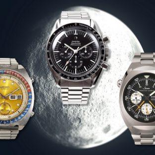 10 mẫu đồng hồ nổi tiếng nhất lịch sử du hành vũ trụ (P1)