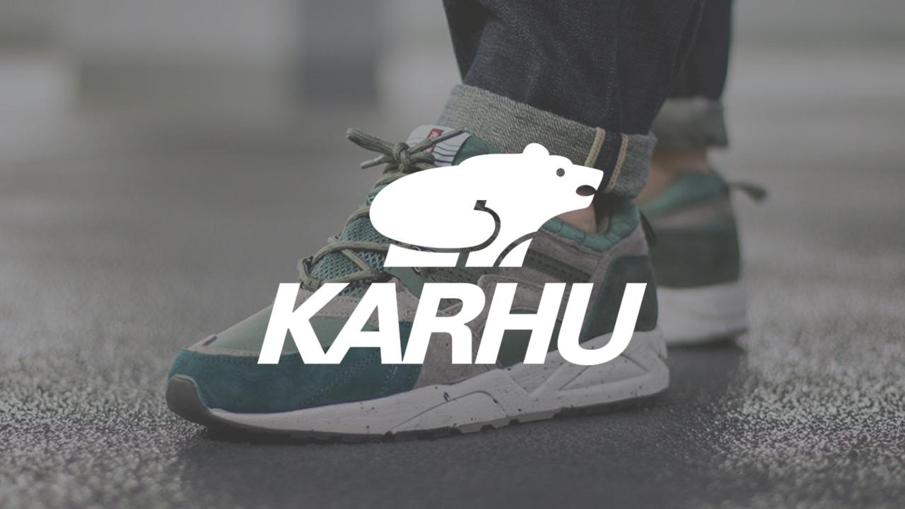 logo thương hiệu karhu feature