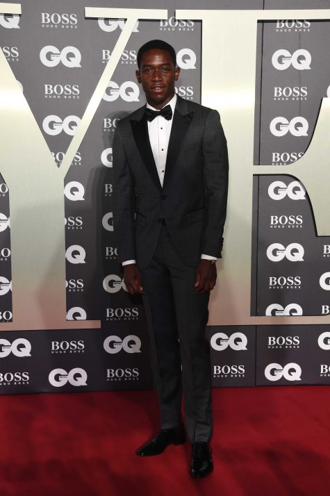 LONDON, ENGLAND - SEPTEMBER 03: Damson Idris attends GQ Men Of The Year Awards 2019 in association with HUGO BOSS at Tate Modern on September 03, 2019 in London, England. (Photo by David M. Benett/Dave Benett/Getty Images for Hugo Boss)