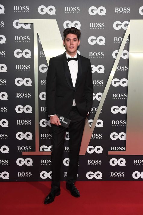 LONDON, ENGLAND - SEPTEMBER 03: Isaac Carew attends GQ Men Of The Year Awards 2019 in association with HUGO BOSS at Tate Modern on September 03, 2019 in London, England. (Photo by David M. Benett/Dave Benett/Getty Images for Hugo Boss)