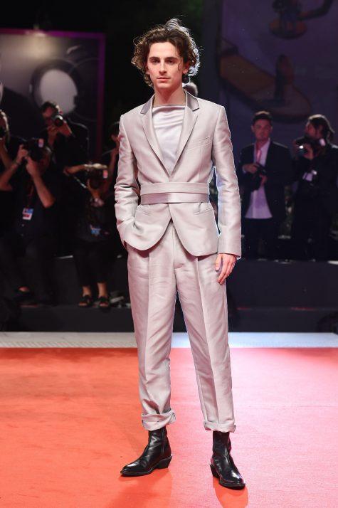 Diễn viên Timothée Chalamet - Sao nam mặc đẹp tuần 1 tháng 9