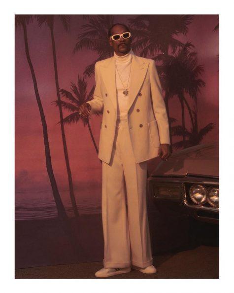 Rapper Snoop Dogg - Sao nam mặc đẹp tuần 1_9
