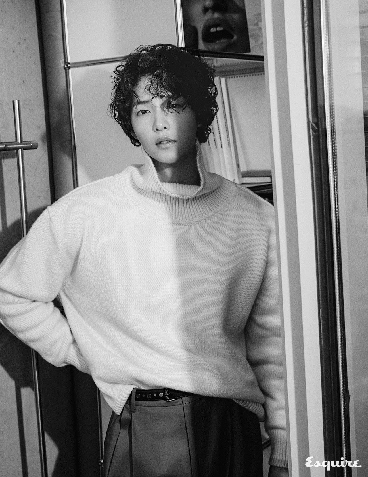 Nam diễn viên Hàn Quốc Song Joong-ki