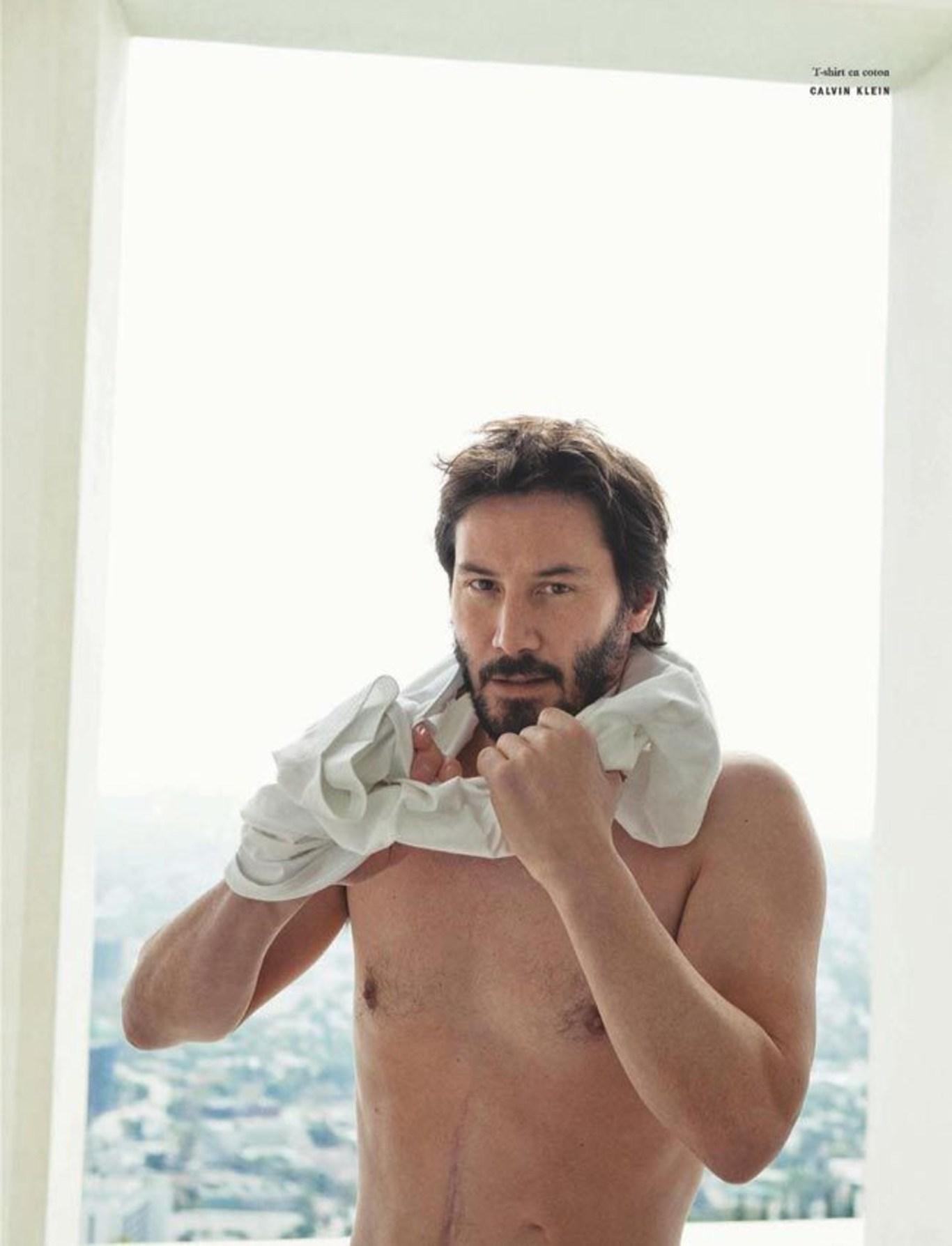 Tài tử cung Xử Nữ Keanu Reeves