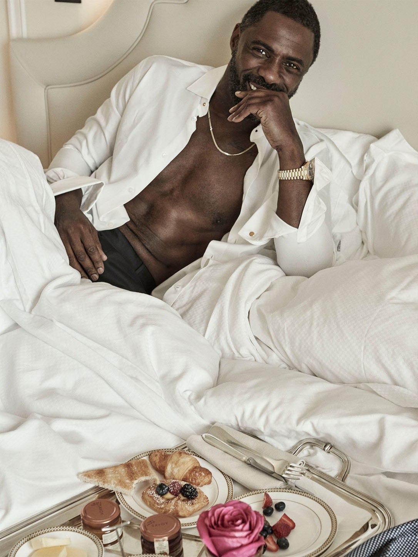 Tài tử da màu cung Xử Nữ Idris Elba