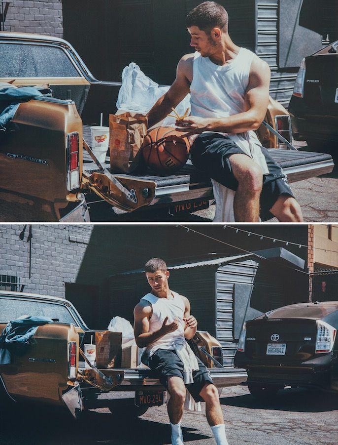 ca sĩ Nick Jonas
