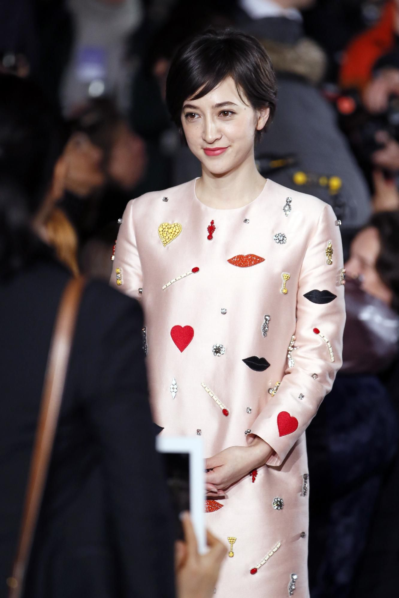 Christel Takigawa elle man 3