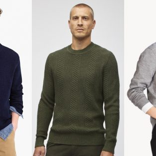 10 mẫu áo sweater nam đáng chú ý của Thu-Đông 2019