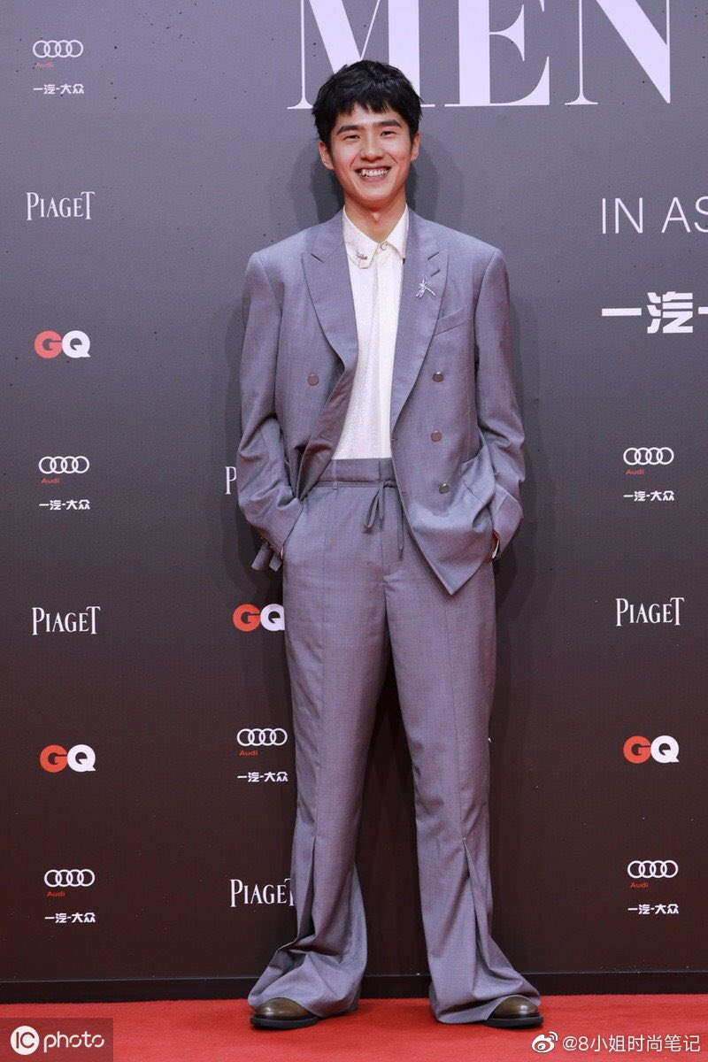 diễn viên Lưu Hạo Nhiên