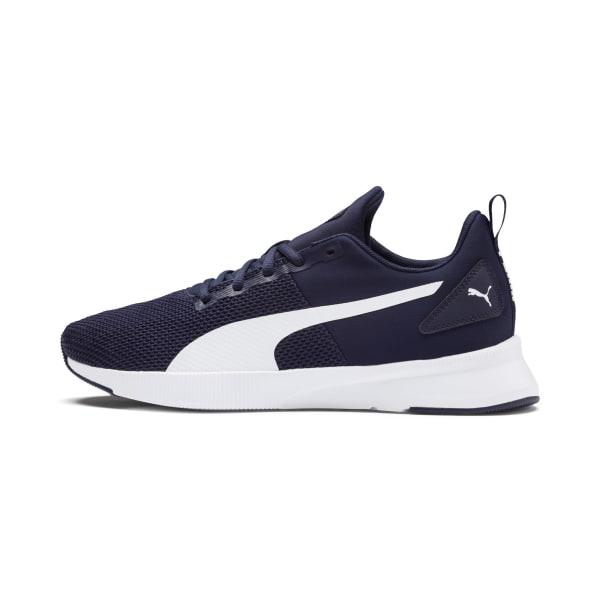 giày chạy đen trắng - thương hiệu Puma - giày thể thạo - nam giới - elle man