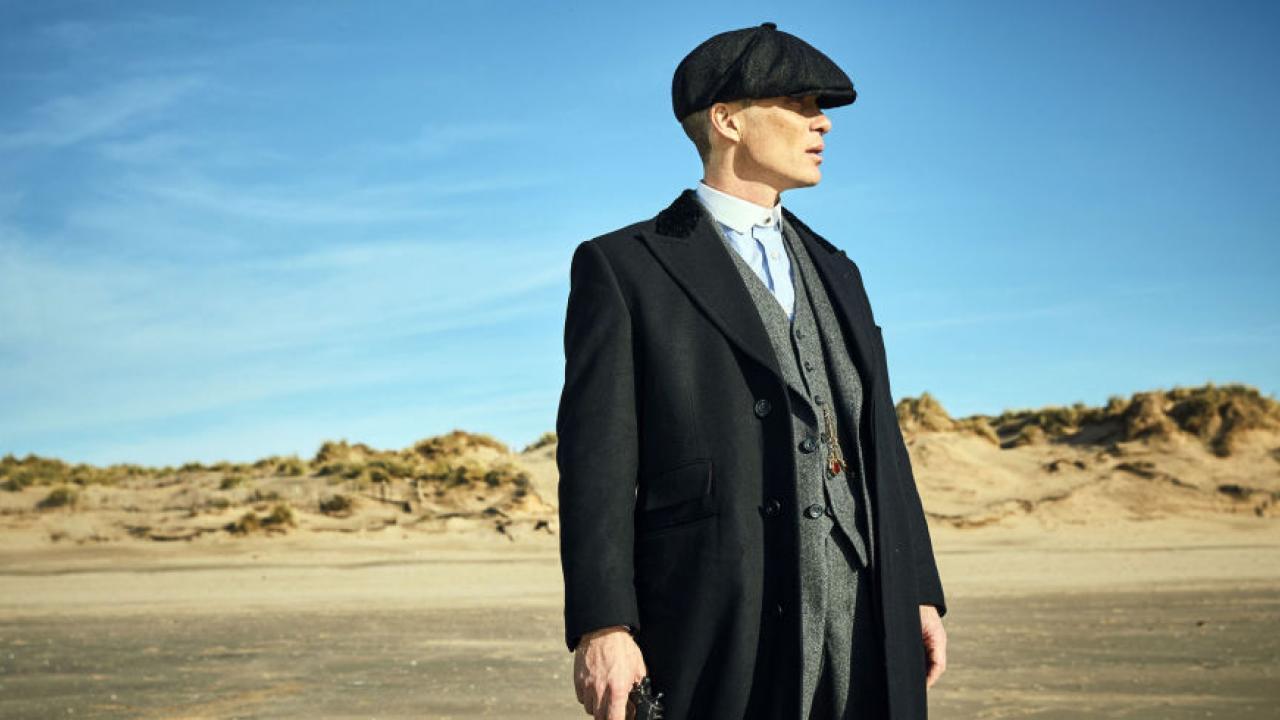 thời trang phim Peaky Blinder - suit 3 mảnh