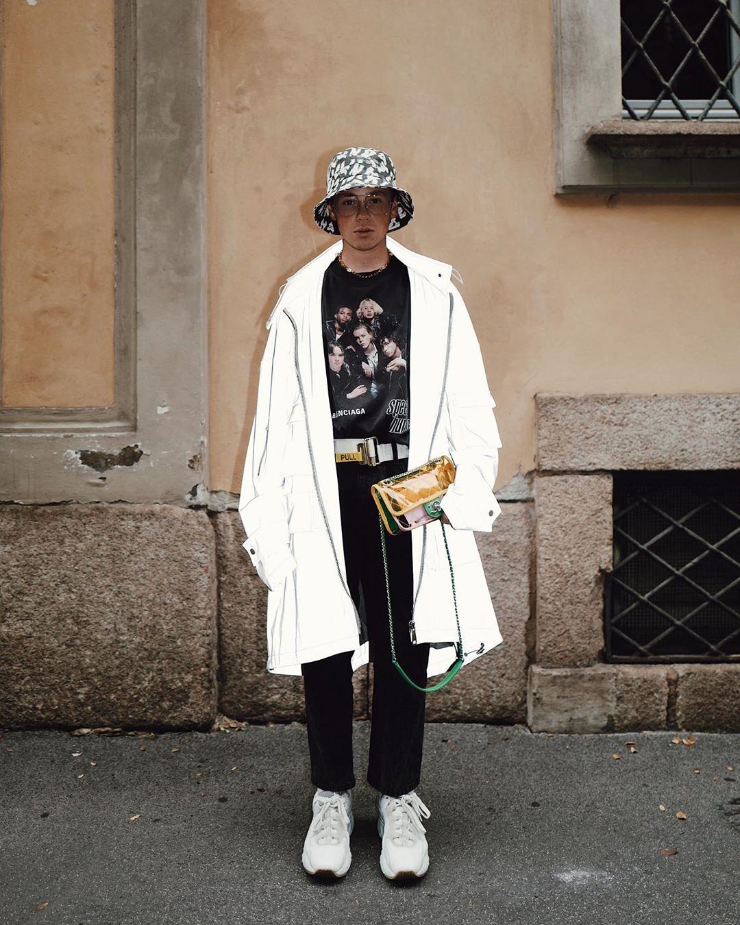 fashionisto Erik - ELLE Man
