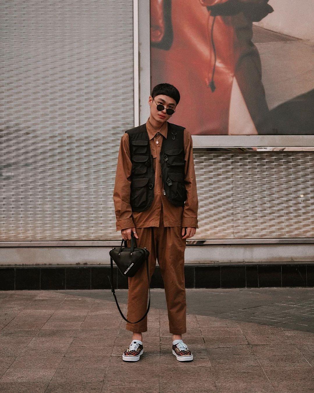 fasionisto Lucky Oetama - sao nam mặc đẹp tuần 3_9 - ELLE Man