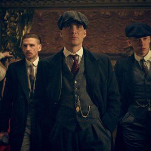 Thời trang phim Peaky Blinders: Sức quyến rũ của phong cách Anh thực thụ