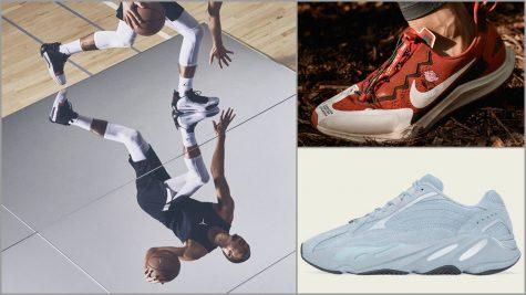 6 phát hành giày thể thao ấn tượng sắp ra mắt (23 – 29/9/2019)