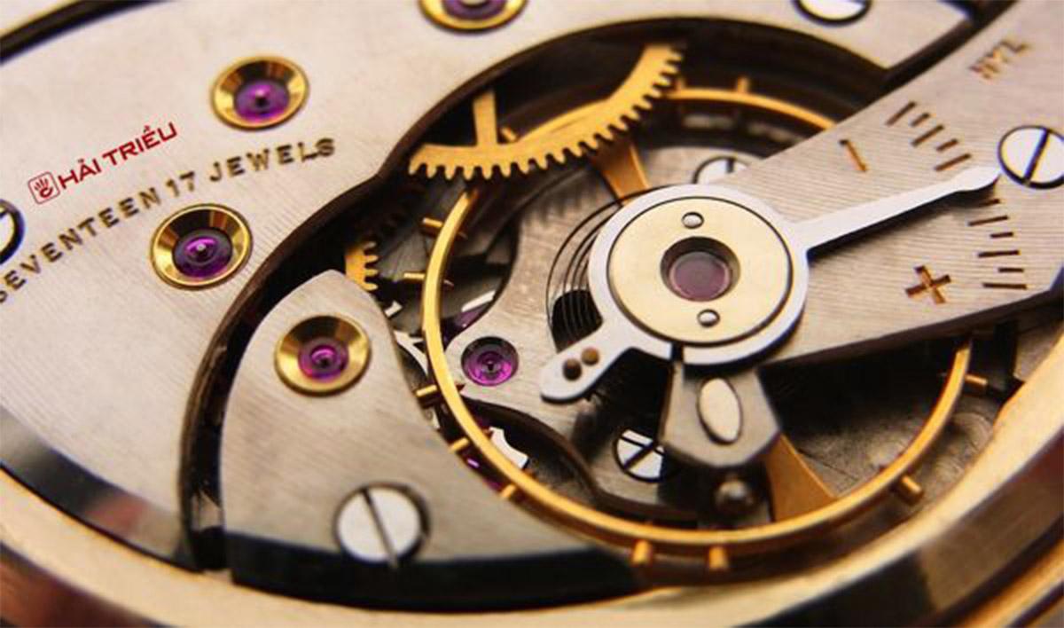 Bộ đếm thơi gian của đồng hồ