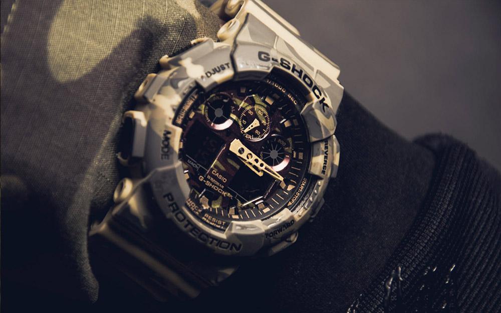 Đồng hồ cho người yêu thích thể thao, năng động