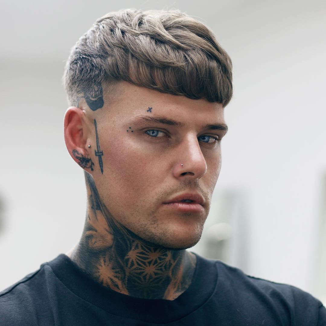Kiểu tóc French Crop