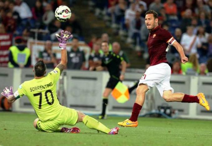 Francesco Totti - ELLE Man -4