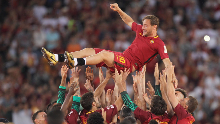 Francesco Totti - ELLE Man -7