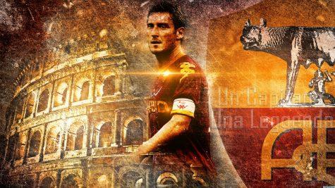 Francesco Totti và Rome: Một tình yêu bất diệt