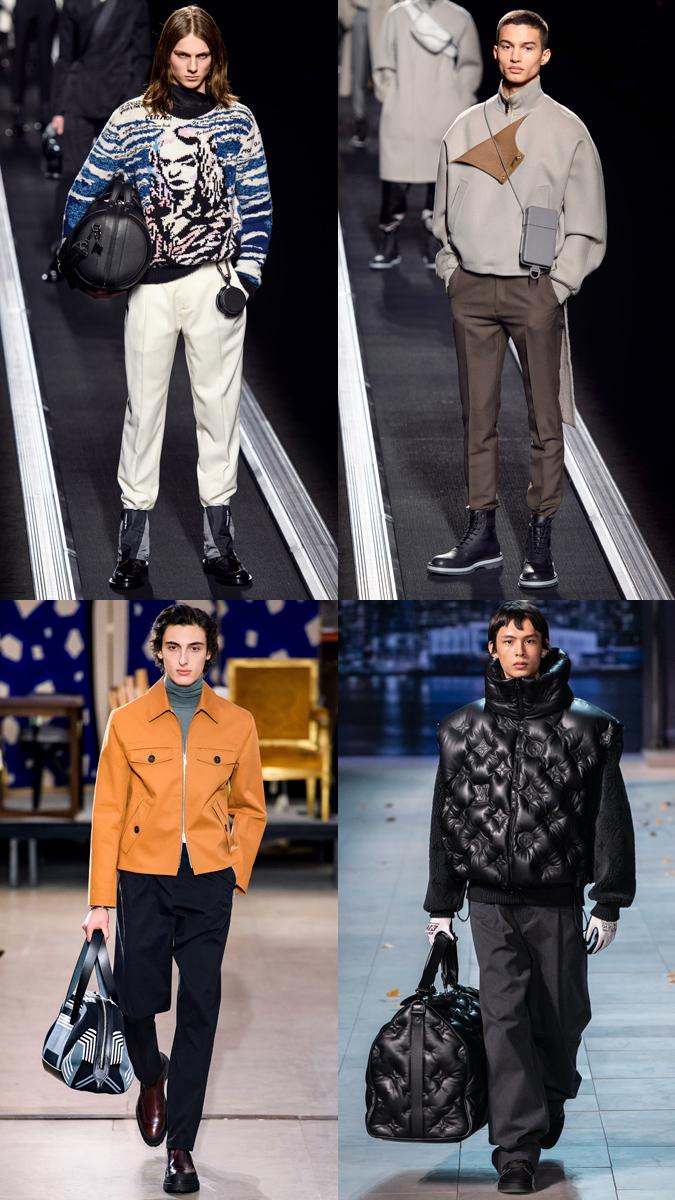 xu hướng thời trang - phụ kiện - nam giới - elle man