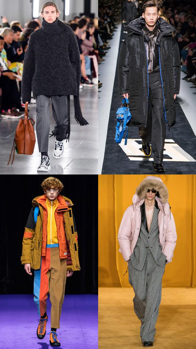 xu hướng thời trang - thời trang thám hiểm - nam giới - 2019 - elle man
