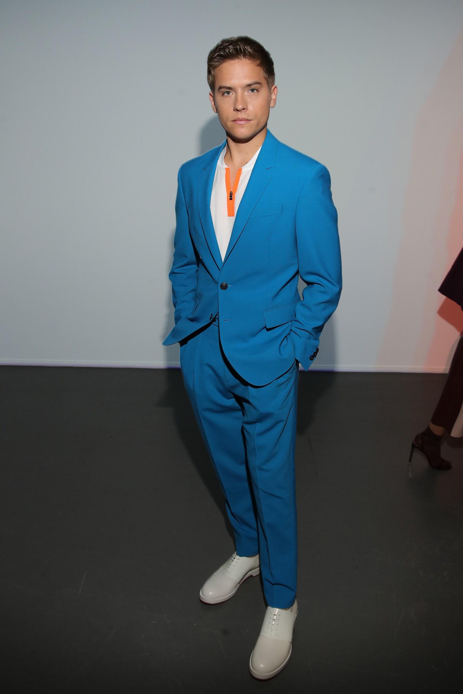 diễn viên Dylan Sprouse
