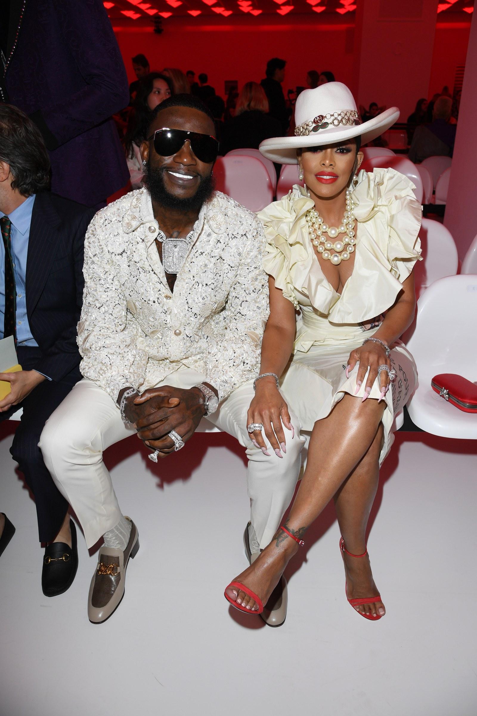 rapper Gucci Mane - sao mặc đẹp