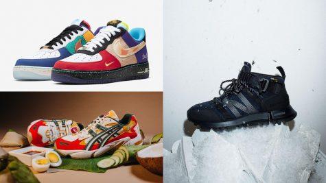 6 phát hành giày thể thao ấn tượng sắp ra mắt (30/9 – 5/10/2019)