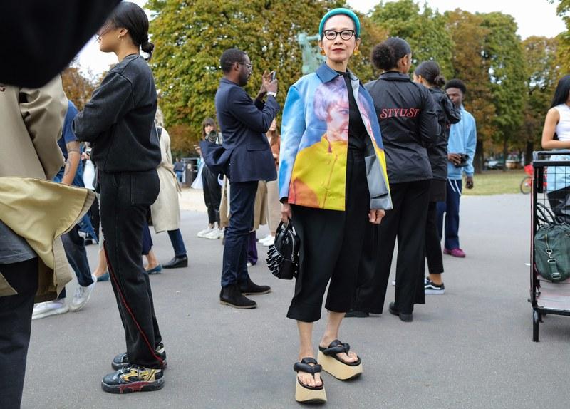 Tuần lễ thời trang Paris