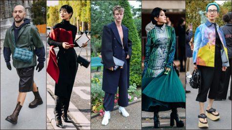 Đại tiệc thời trang đường phố ấn tượng tại tuần lễ thời trang Paris Xuân-Hè 2020