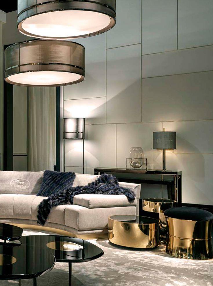 Phong cách thiết kế đương đại kết hợp metallic