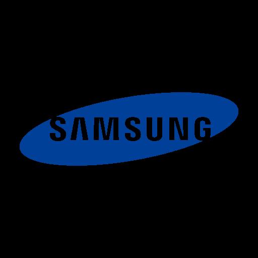 logo thương hiệu samsung hình elip