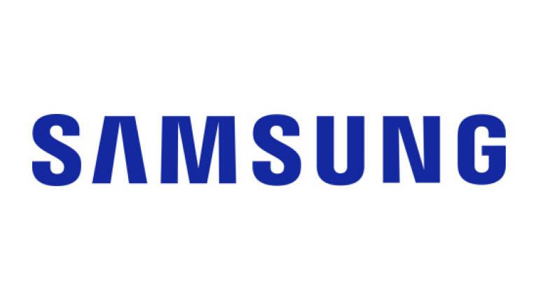 Typeface của logo thương hiệu Samsung