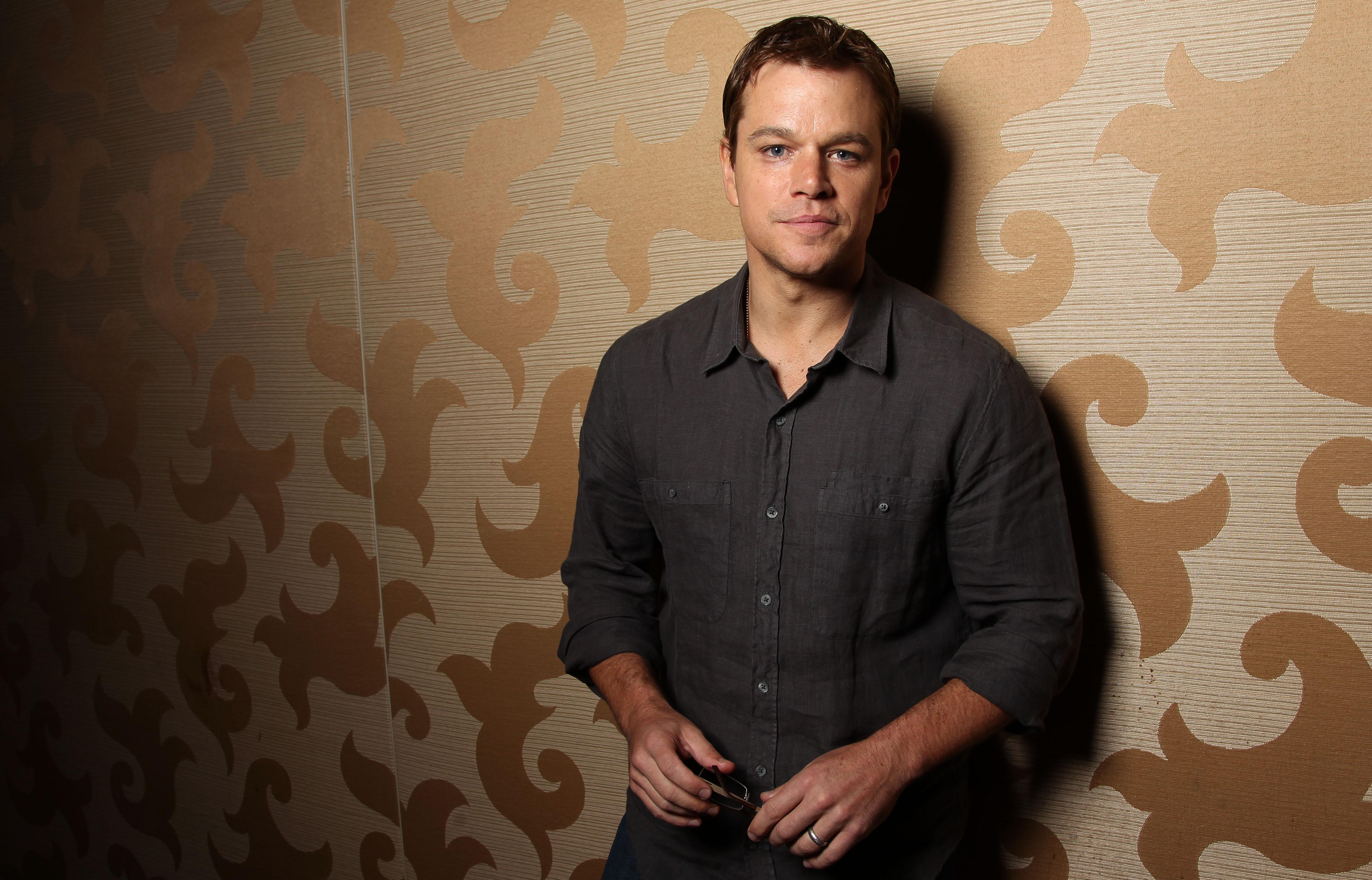 diễn viên Matt Damon