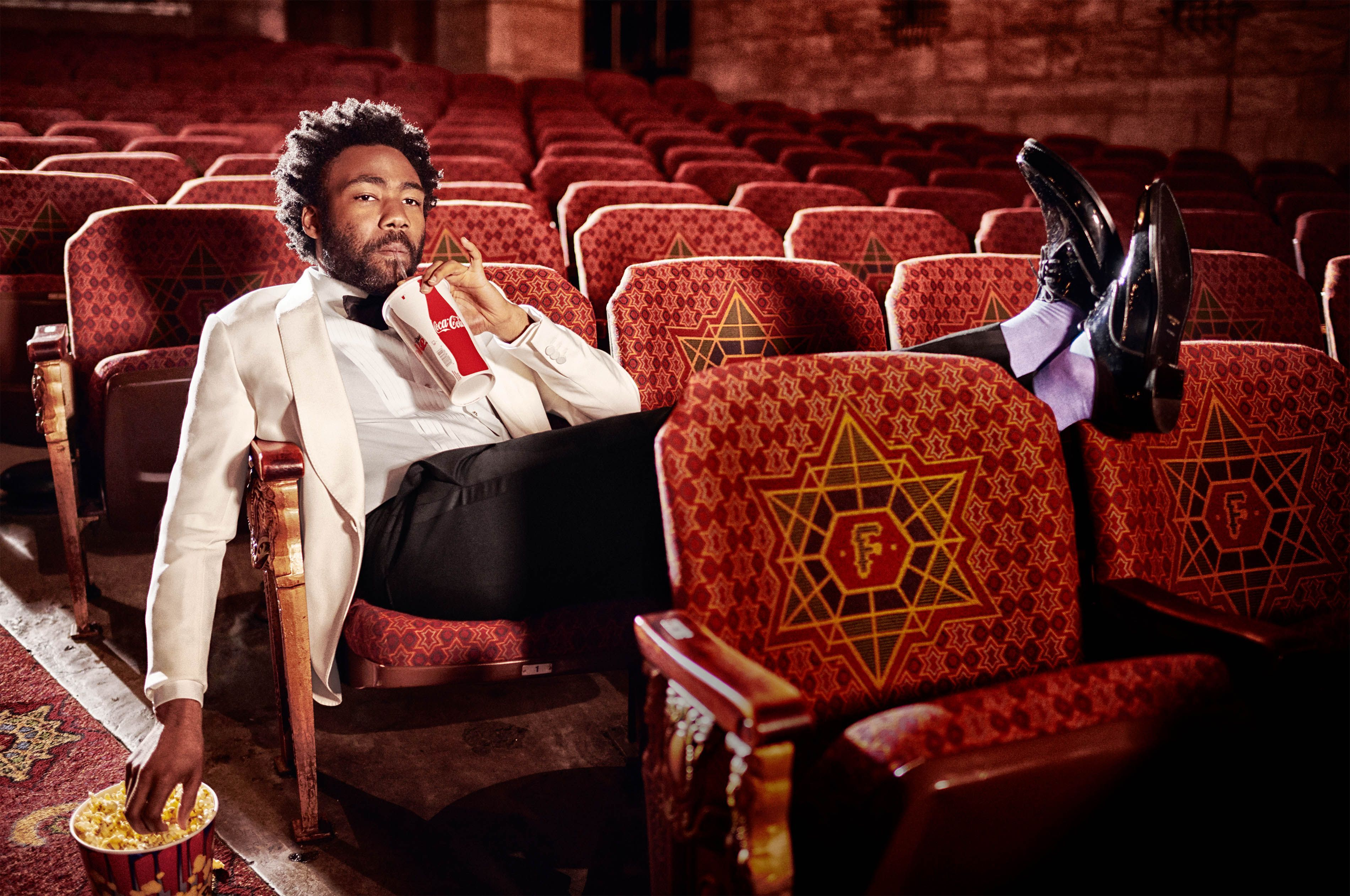 diễn viên - ca sĩ Donald Glover - Childish Gambino