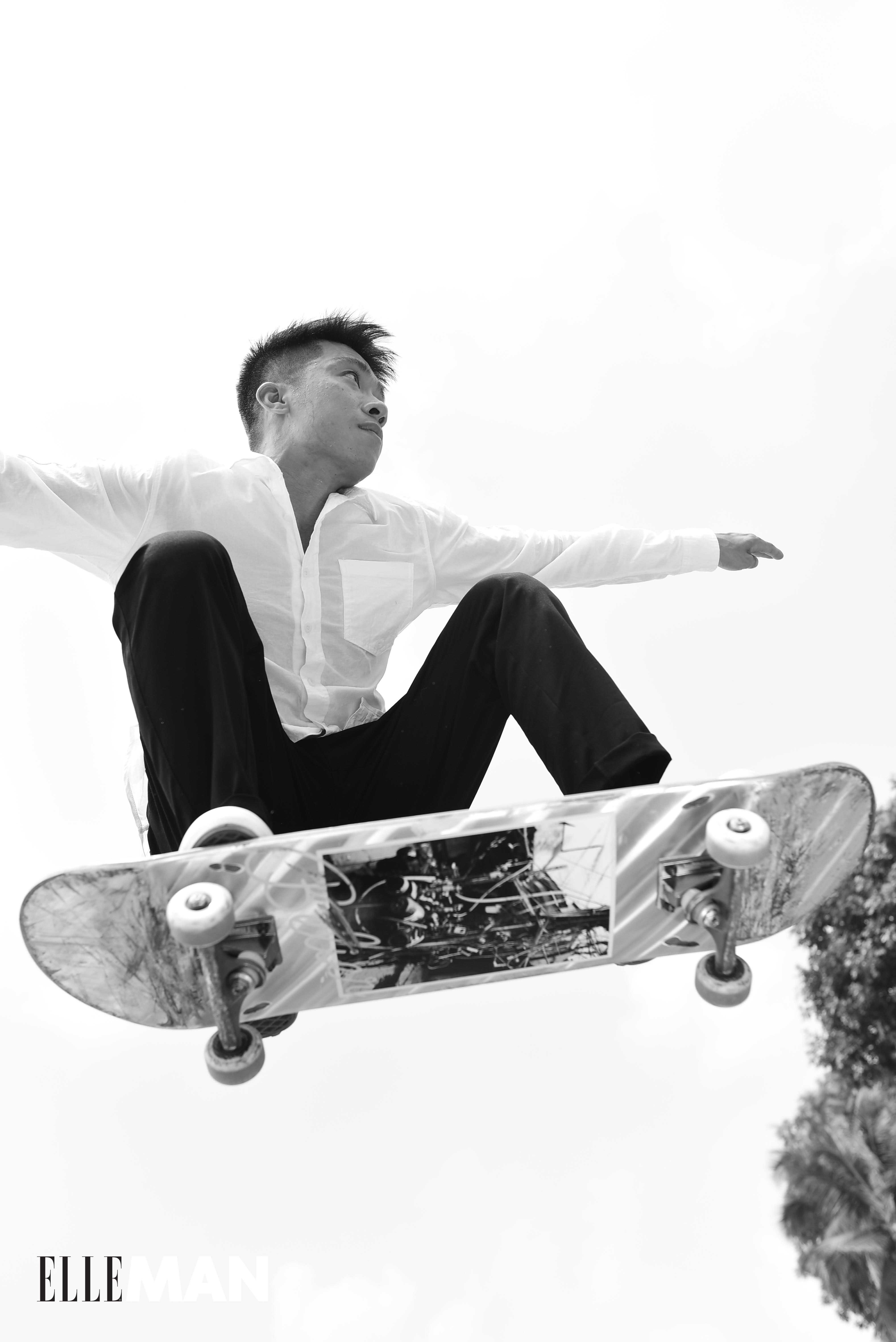 do ngoc linh skater - elle man4